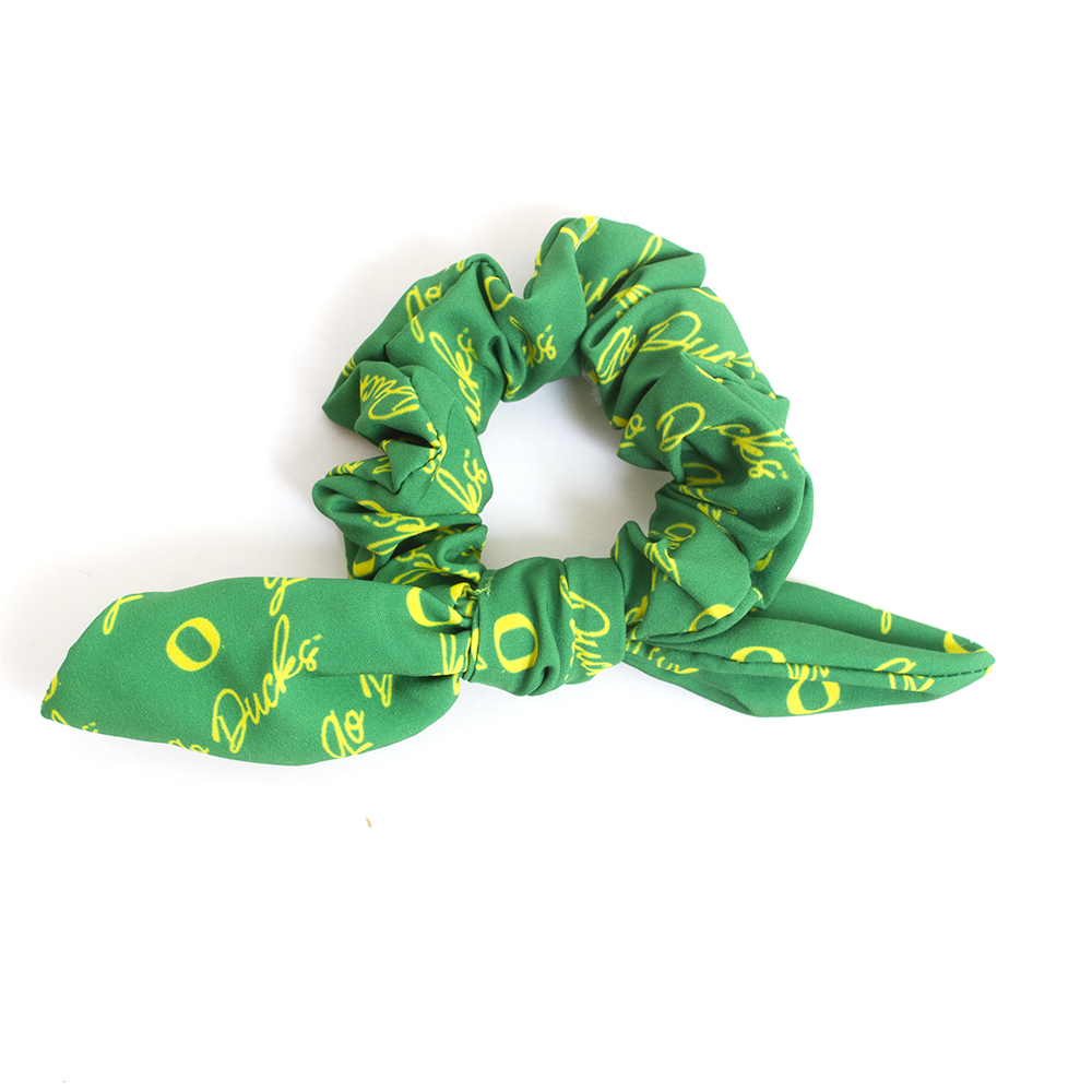 Oregon, Cheer Pattern, Scrunchie